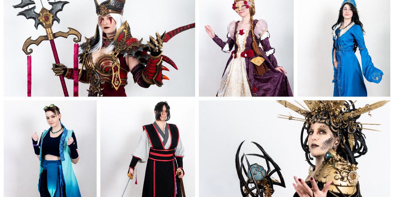 2020 Fantasy Expo | Cosplayverseny nyertesek