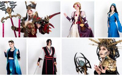 2020 Fantasy Expo   Cosplayverseny nyertesek