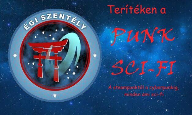 Égi Szentély Sci-fi Klub – Punk irányzatok   Kiállítás