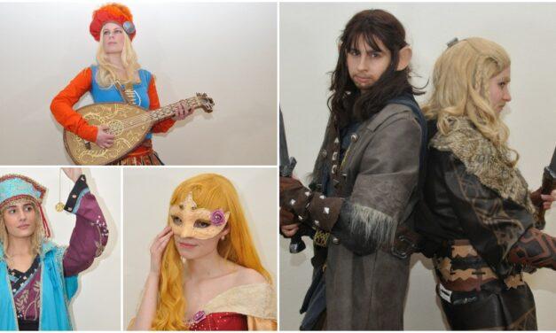 2019 Fantasy Expo és Cosplay Farsang Cosplayverseny nyertesei