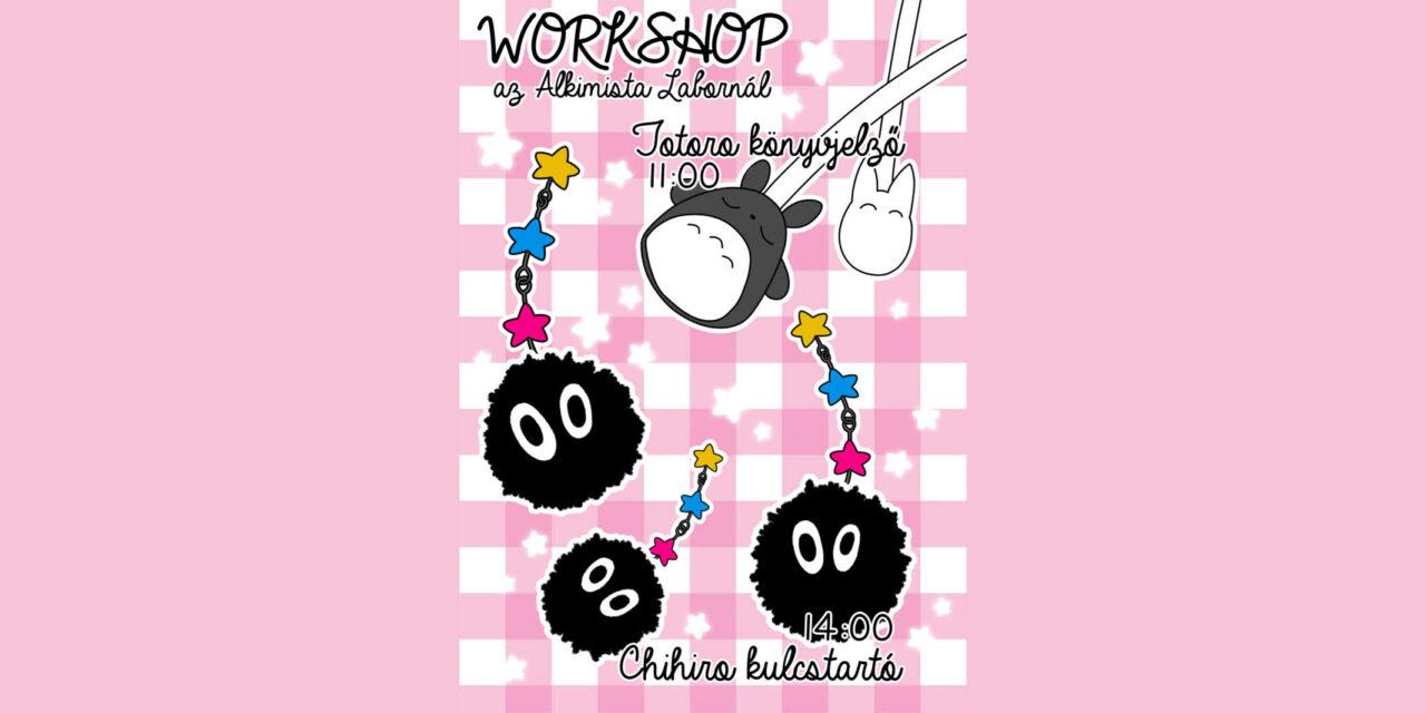 Alkimista Labor: Workshop