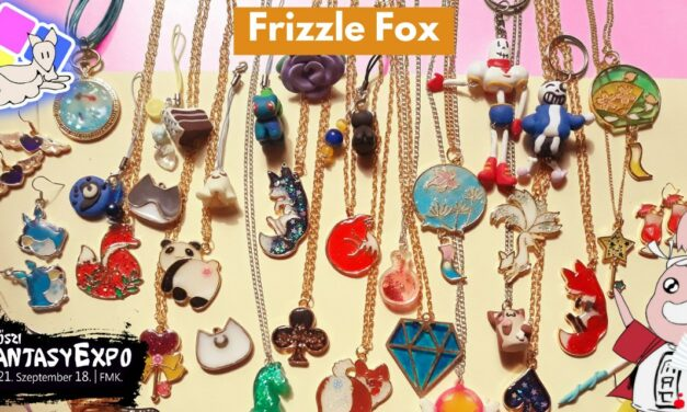 AnimePiac: Frizzle Fox