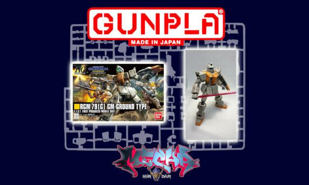 Előadás: GUNPLA – Gundam Mecha figurák