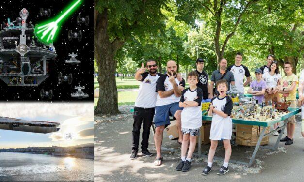 Kiállítás: Magyar LEGO® Star Wars™ Klub