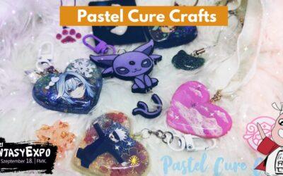 AnimePiac: Pastel Cure Crafts