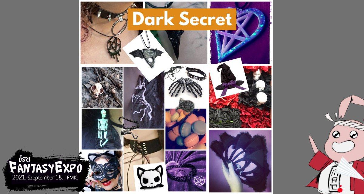 AnimePiac: Dark Secret