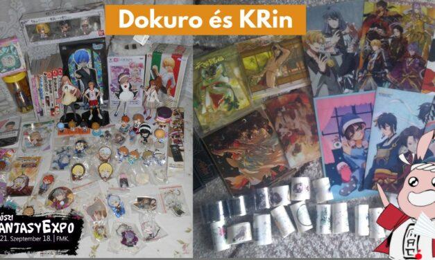 AnimePiac: Dokuro & KRin