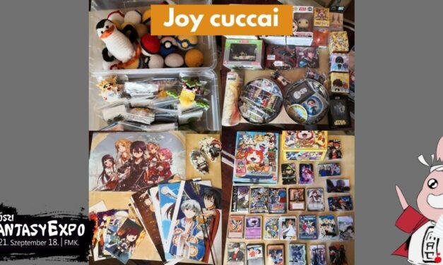 AnimePiac: Joy cuccai