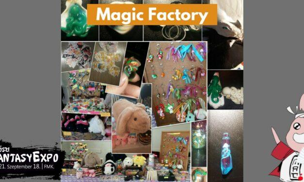 AnimePiac: Magic Factory