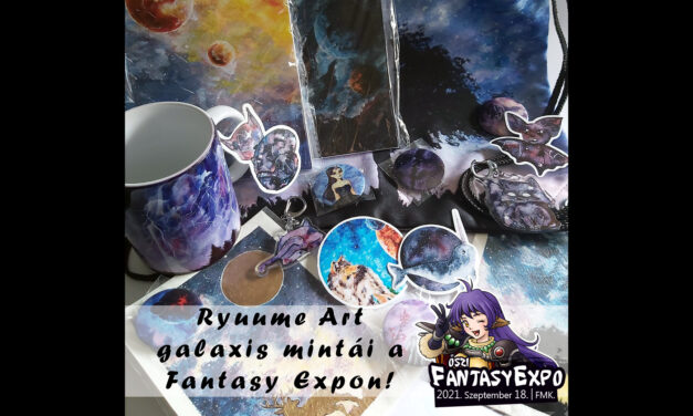 Artist Alley: Ryuume Art