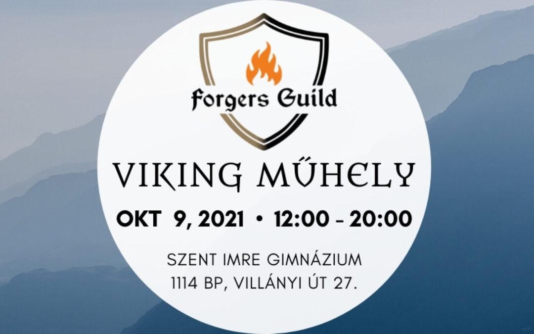 Partnerünk a Forgers Guild!