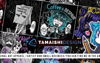 Artist Alley: Tamaishi Design