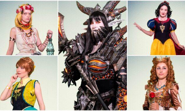 2021. Őszi Fantasy Expo – Cosplayverseny nyertesek