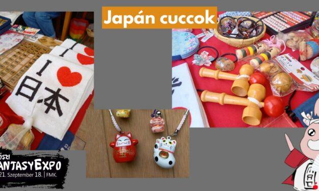 AnimePiac: Japán Cuccok