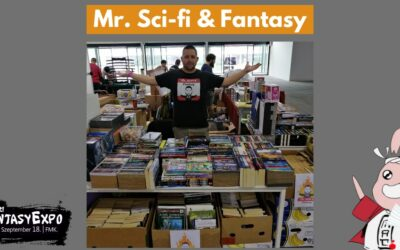 AnimePiac: Mr. Sci-fi & Fantasy